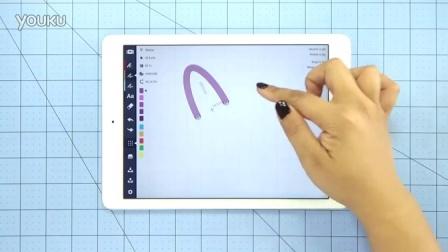 概念画板窍门#11:精确圆弧工具