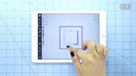 概念画板窍门#12:椭圆工具和矩形工具