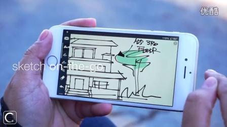 概念画板:iPhone版概念画板也上线了!
