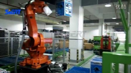 码垛机器人系统
