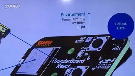 Embedded World 2016精彩视频: 传感器和Bluetooth Smart演示