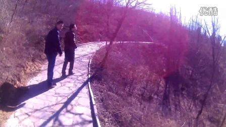 河北省阜平县之旅(一)毛泽东足迹的防空洞 胡大帅带领我们走进红色记忆中最熟悉的西北坡