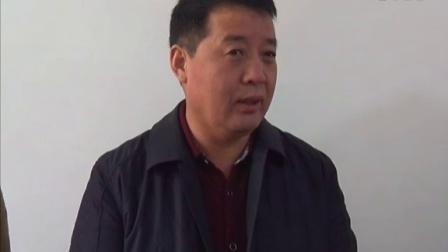 县纪委书记杨帆检查农业局纪委派驻纪检机构