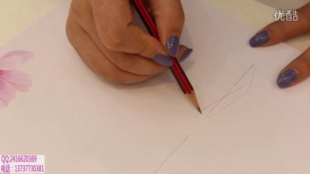 学化妆者眉毛的画法详细步骤 自己学化妆 标准眉画法 纸上眉毛的画
