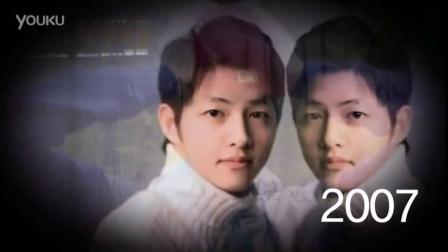 宋仲基31年容貌变化 你们的老公从小帅到大!