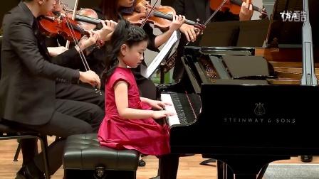 台湾铃木协会Mozart Concerto No.21 in C major K.467 2nd mvt Andante