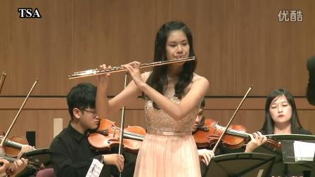 台湾铃木协会Mozart Flute Concerto No 1 in G major 江 欣颖  (14岁)