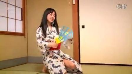 日本美女新原里彩写真视频,日本清纯学生妹,