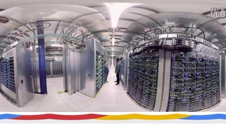 Google 数据中心 360° 向导