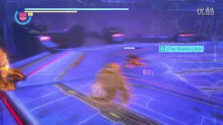 Saur-变形金刚  破坏战士 钢索性能演示.