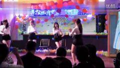 日本可爱美女翻跳热舞1604