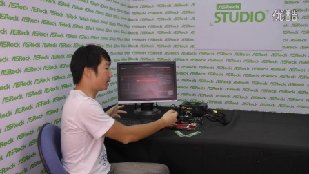 隐藏功能DDR4 Non-Z OC 华擎非Z主板也能超频