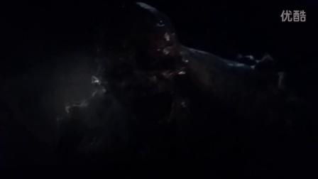 【蝙蝠侠大战超人:正义黎明】@三巨头大战氪星怪兽 1