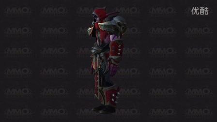 魔兽世界 Legion - 恶魔猎手T19套装中新增3D护甲模型