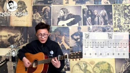 小LV吉他教程第四十课 原版《生活不止眼前的苟且》弹唱教学