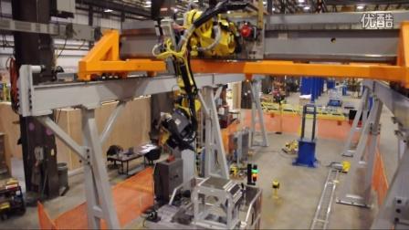 Line 19 - Robot Gantry