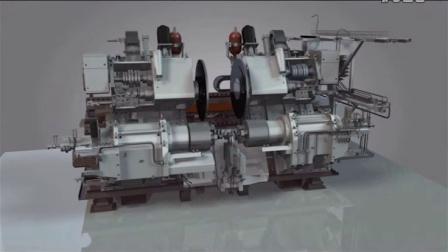 Line 14 - Crankshaft Machining