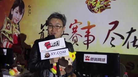 恺英网络高级市场总监 刘建俊专访