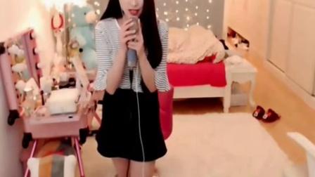 YY美女主播门门翻唱-喜欢你