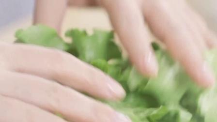 春季藜麦香梨沙拉&自制黑醋汁