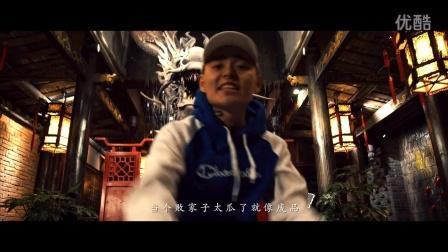 中国好歌曲学员谢帝新神曲 MV《绝世武神》谢帝激情演绎
