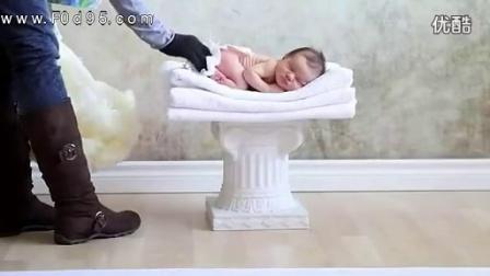新生儿摄影不动孩子换景拍大片 今生视觉新生儿摄影分享 新生儿摄影九大包裹造型  亲子中趴式中动作解析 更多实战跟拍细节视频 请加微信号:275970227