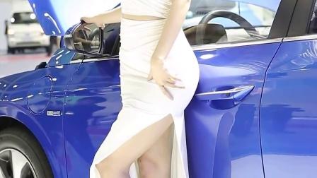 2016韩国绿色能源博览会 美女车模 Part2