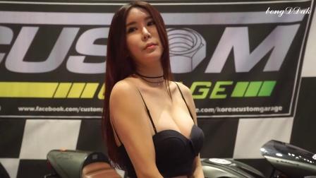 2016 首尔摩托车展 美女车模 Part34