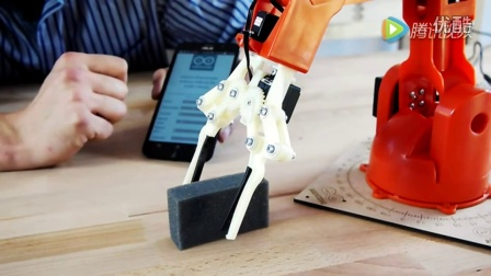 Arduino Braccio机械臂演示视频.mp4