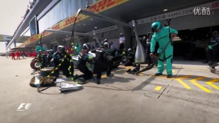 2016赛季F1中国站正赛官方回顾 【Race Edit】