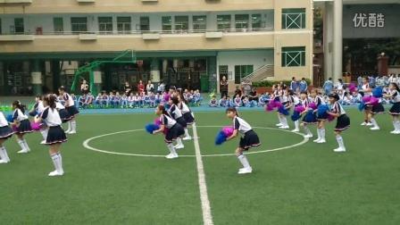 深圳市园岭小学四 1 班舞蹈啦啦队-1