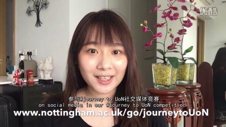 视频博客:怎么到达诺丁汉大学Vlog - JourneyToUoN