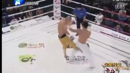一龙狂踢跆拳道冠军 韩国美女心疼哭了!