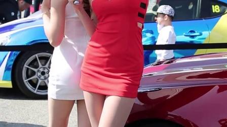 2016韩国美女车模 Part8