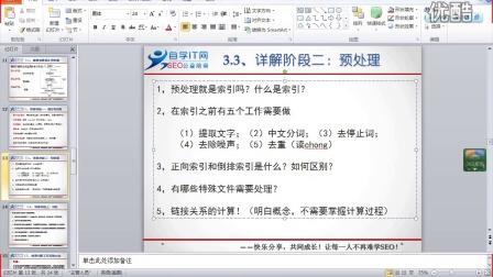 【SEO入门】第二课(下):详解搜索引擎概念和工作原理