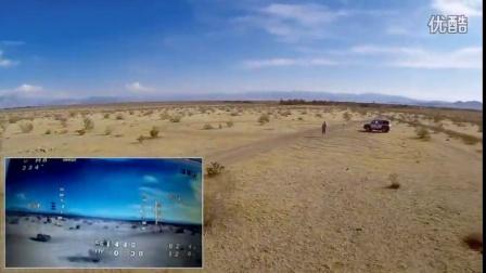 Makerfire Falcon FPV300 Storm Racer Drone Flight Test Review
