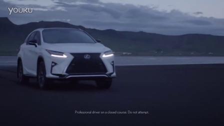 雷克萨斯RX 走出完美曲线 驾驭一流品质