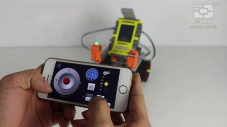 机器人控制器演示视频