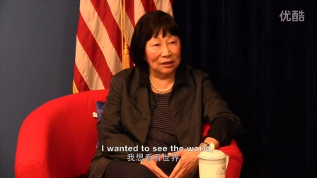 美国第一位亚裔大使JULIA CHANG BLOCH / FIRST ASIAN AMERICAN AMBASSADOR