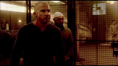 《越狱》重启限定版预告字幕版