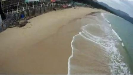 #Racing Drone# Makerfire# Bibi Bird beyong the ocean