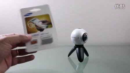 Samsung Gear 360 开箱及体验