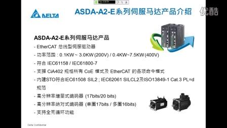 台达ASDA全系列伺服&马达产品介绍