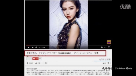 Angelababy绝美写真,被日本媒体评为中国最美女优