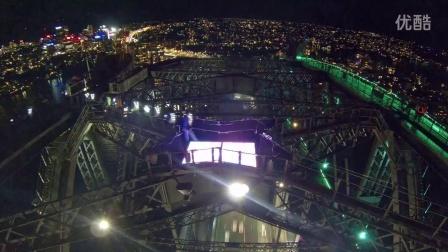 动感悉尼:体验一把悉尼海湾大桥上跳Disco