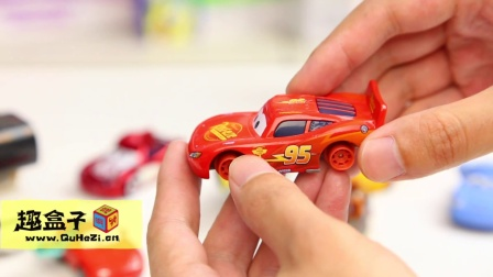 赛车总动员 水箱温泉镇的特殊车模 猫王限量版 玩具试玩