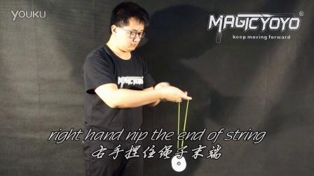 Magicyoyo Present YoYo Tutorial 4A-09-Boing boing
