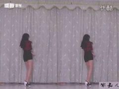 【紫嘉儿】短裙舞 AOA性感风