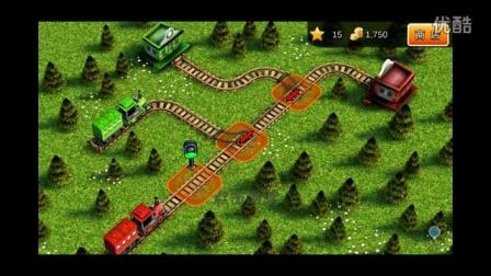 3D托马斯火车铁路惊魂