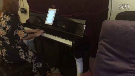 薛之谦 《演员》 钢琴曲 琴键狂舞
